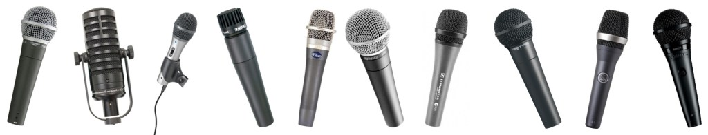 We review the best dynamic mics in the market