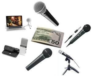 We review the best microphones under 50 dollars