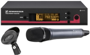 The best wireless microphone if you have the money