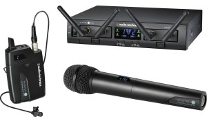 The best wireless microphone due to the power and versatility