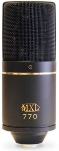 A great high-quality condenser mic package