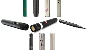 The Best Small-Diaphragm Condenser Microphones