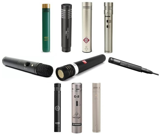 The best condenser microphones with a small-diaphragm, reviewed!