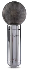 We love M-Audio's tube microphone