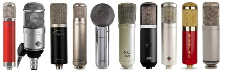 The Top 10 Best Tube Microphones in the World | Mic Reviews