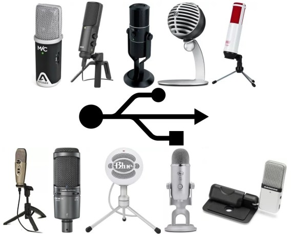 We compiled a list of the best USB microphones