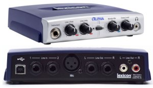 Our last pick for the best audio interface