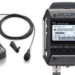 Zoom F1-LP Recorder and Lavalier Microphone Review