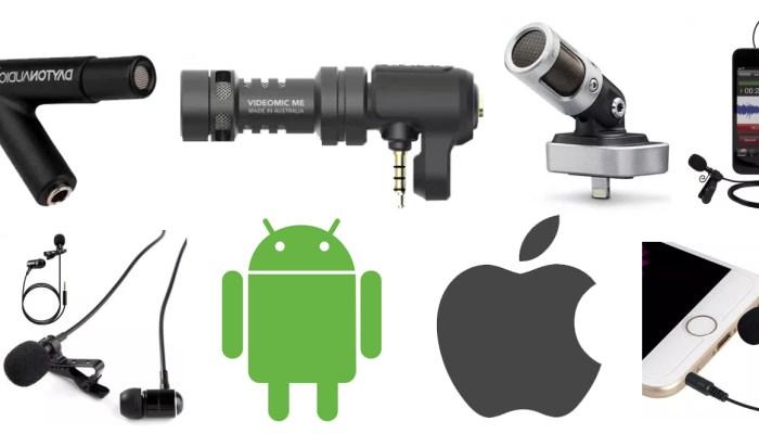 The Top 10 Best Microphones for Smartphones