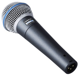The last best vocal stage dynamic microphone