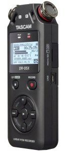 Tascam's highly rated recorder