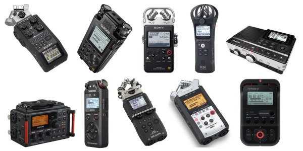 The Top 10 Best Portable Audio Recorders for the Money
