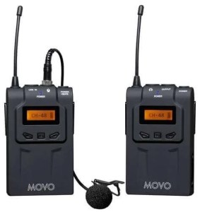 Another great budget-friendly wireless lavalier microphone