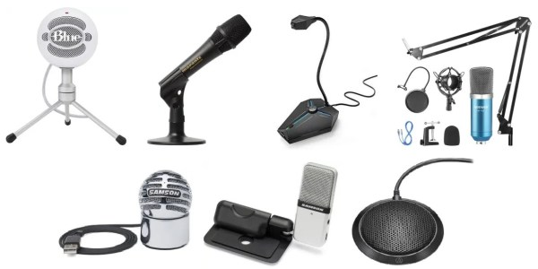 The Best USB Microphones for Under $50