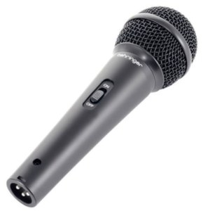 A super cheap dynamic microphone