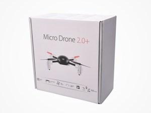 micro drone 2.0+ box microdrone