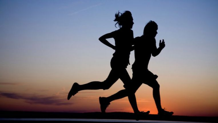 Corsa in fitness cardiorespiratorio è un'attività fisica consigliabile a tutte le persone sane come prevenzione primaria per favorire la #biodiversità nel microbiota.