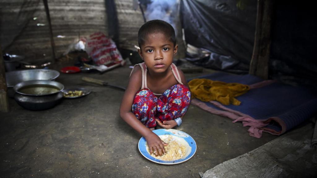 La malnutrizione in Bangladesh è tuttora un problema di prima emergenza