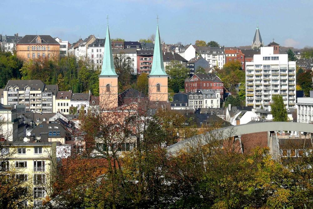 Immagini di Wuppertal , città in cui nacque Julius Richard Petri