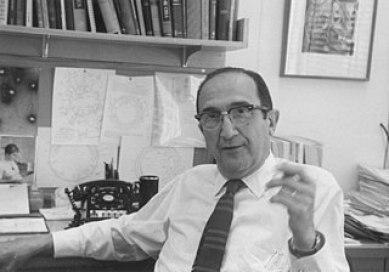 Salvador Edward Luria