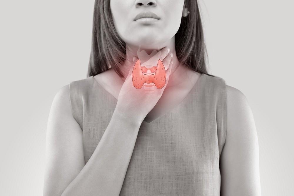 Figura 1 - Ghiandola endocrina: la tiroide