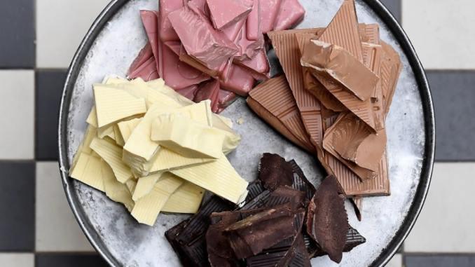 tipologie di cioccolato