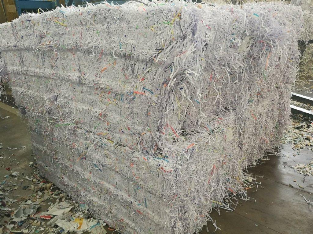 Frazione non riciclabile della carta