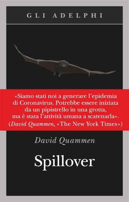 copertina di Spillover