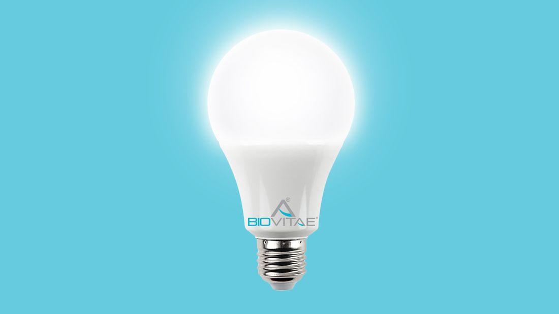 La luce a LED che elimina i virus: una scoperta tutta italiana