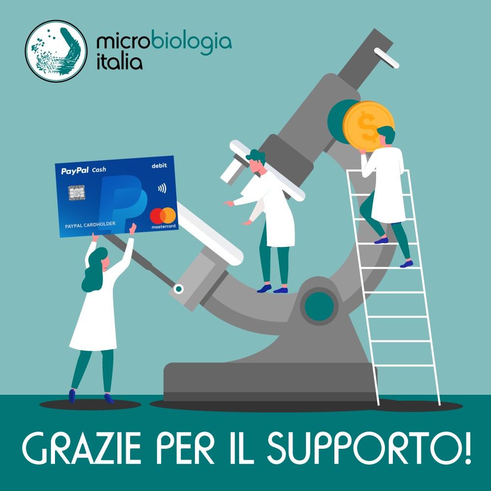 supporto microbiologia italia