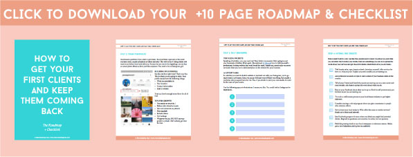 How to Get Your First Microblading Clients (+10 page
