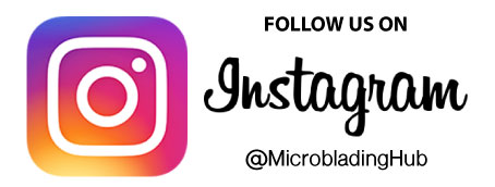 Follow us on Instagram @microbladinghub