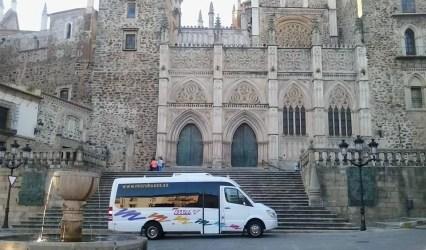 Microbuses alquiler 16 plazas en Madrid ¿Cuál es la mejor empresa?