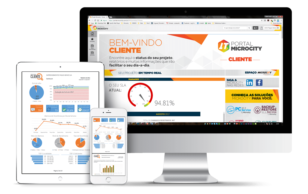 Portal Microcity - Negócio Microcity