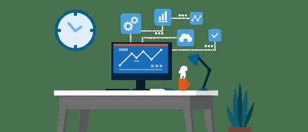 Como garantir a produtividade da equipe em home office?
