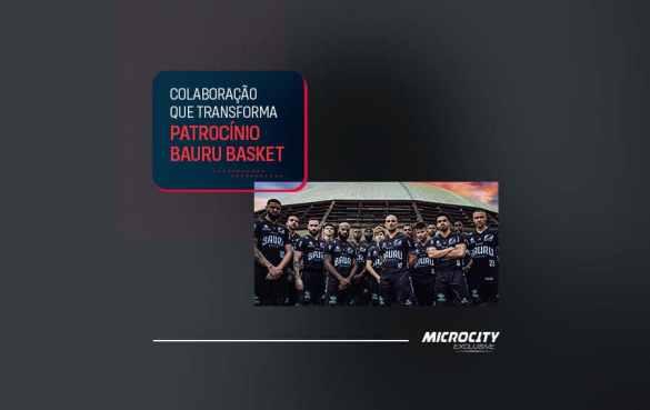 Zopone/Gocil renova patrocínio com Microcity