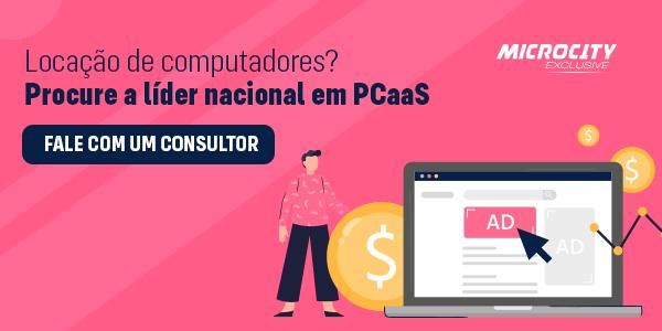 Locação de computadores? Procure o líder nacional em PCaaS