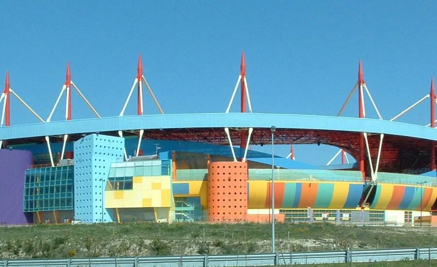 Estádio Municipal Dr. José Magalhães Pessoa
