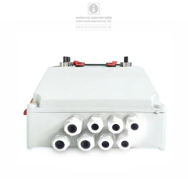 Quadro elétrico de alternância para saneamento - Bucins
