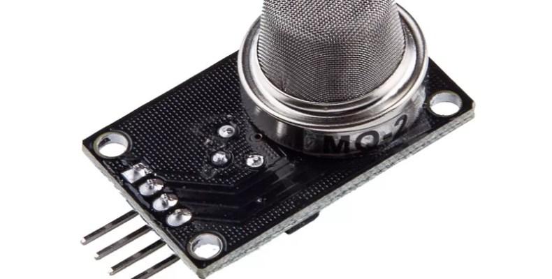 MQ2 Gáz érzékelő