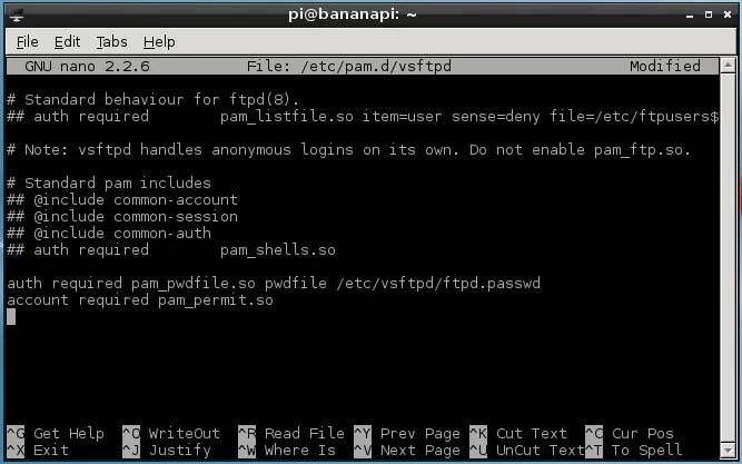 VSFTPD Ftp szerver - 2.rész - PAM