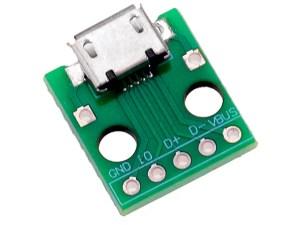 Micro USB anya csatlakozó