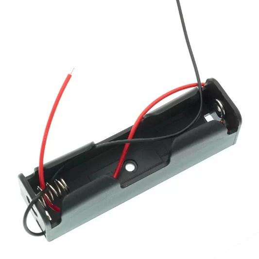 18650 akkumulátor foglalalt
