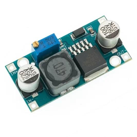 XL6009 DC Boost konverter