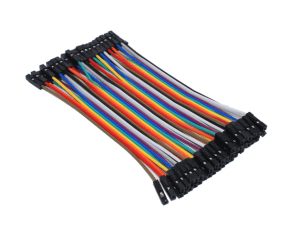 Dupont kábel 40 eres - Anya-anya 10 cm