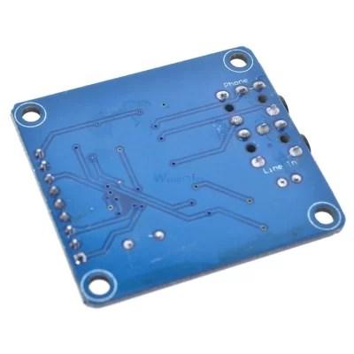 VS1053 - MP3 dekóder modul