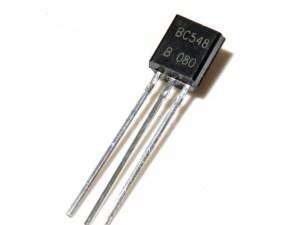BC548 - NPN tranzisztor