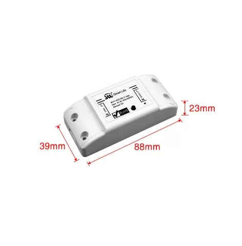 MOES - Wifi relé - 1 csatornás