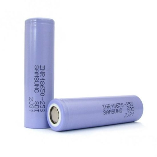 18650-es Li-ion Akkumulátor - Használt