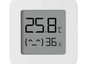 Xiaomi Mijia - Hő és páratartalom mérő szenzor